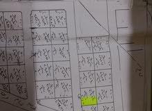 قطعة أرض شارع80 /حي القضاة طابو صرف 200 م للبيع