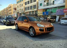 Porsche Cayenne GTS 2009 (Gold)