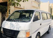 Nissan Urvan for sale 2012