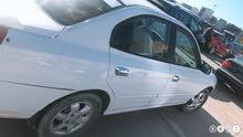 White Hyundai Avante 2002 for sale