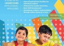 ASAP TUTOR Sharjah for Grade 6 to 12 Maths & Science & Sat 1 & 2