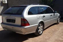 Gasoline Fuel/Power   Mercedes Benz C 240 1999
