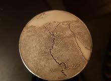 ميدالية تذكارية لسباق دولي نادرة