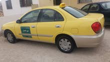 Nissan Sunny 2011 For sale - Yellow color