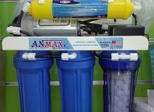 بيع وتصليح وتركيب أجهزة تنقية المياه