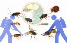 خدمات التنظيف ومكافحة الحشرات بجدة