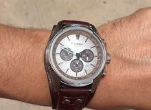 ساعة ماركة فوسيل مستعمل