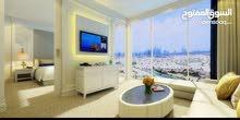 تملك غرفه وصاله للبيع في دبي مفروشه بالكامل