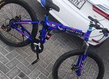 للبيع دراجتين