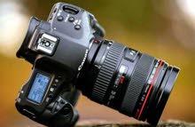 شراء جميع كاميرات ومعدات التصوير فوريا الكانون والنيكون وبافضل الاسعار