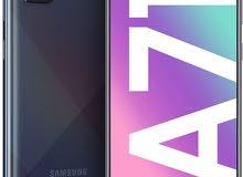 Samsung  A71 noire