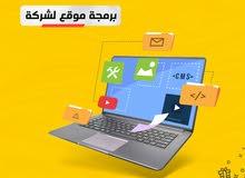 شركة تصميم برمجة موقع الكتروني website design ويبسايت متجر الكتروني ادارة فيسبوك