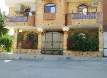 دوبليكس تحفة للبيع باسوان خطوات من كورنيش النيل