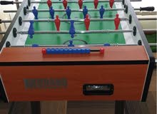 baby football table new pack standard size