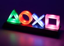 ps4 icon light - اضاء بلايستيشن