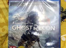 ghost recon breaking point ps4