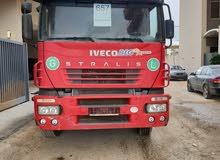 سائق شاحنة شفط مياه مجاري