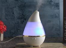 معطر ومعقم الجو القليل من الماء ونقطة معطر لتحصل على رائحة عطرة السعر 19.99 دينار فقط