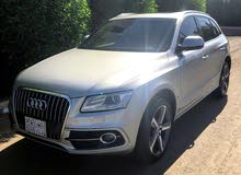 Audi Q5 S-Line with panorama sunroof for sale