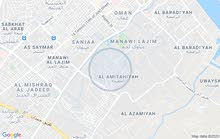 مشتمل ارضي للأيجار في المطيحه ام النعاج حي المهدي المنطقه نموذجيه شوارع مبلطه