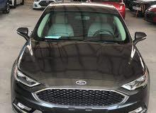Ford Fusion SE (2017)