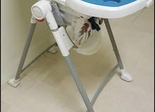 baby high chair / brand : Graco