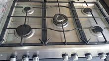 Electrolux 5 burner gass cooker 90 by 60
