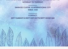 Baby Sitting Available in Emirates Cluster