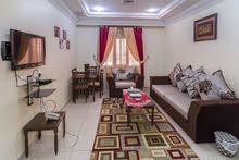 شقة غرفه وصاله ( شقق فندقيه ) Fully furnished ONEBEDROOM APARTMENT