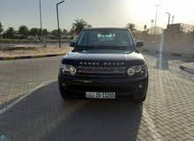 Range Rover sport . 2013
