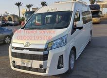سيارة هاي اس موديل 2020 للرحلات اليومية في مصر