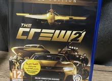 لعبه the crew 2  سوني 4 للبيع السعر قبل 117 درهم