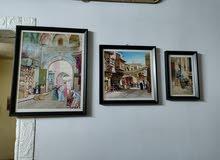 لوحات عدد ثلاثة جميلة جدا بغداديات