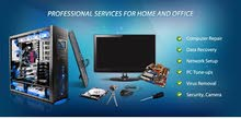 Computer Software and Hardware Repairing