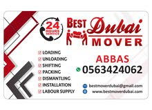 Dubai Movers,Packers and Shifting Services 0563424062