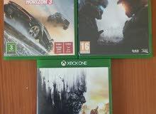 سيديات اكسبوكوس ون xbox one games