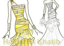 دروس في رسم الأزياء