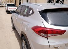 Gasoline Fuel/Power   Hyundai Tucson 2017