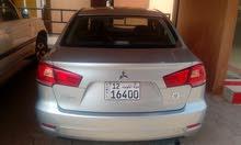 80,000 - 89,999 km Mitsubishi Lancer 2013 for sale