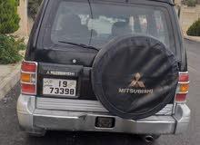ميتسوبيشي باجيرو موديل 1992 فل كامل جير اتومتيك  4×4 ماتور