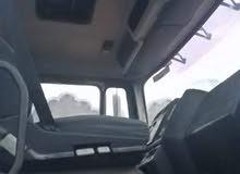 شاحنة نوع مان صحراوية عليها بوطي ماء سعة 12الف لتر