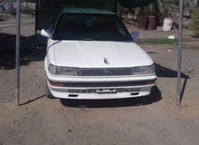 For sale 1992 White Corolla