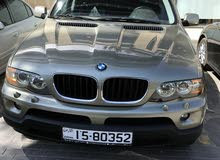 Gold BMW X5 2004 for sale
