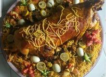 طباخ حاشي ذبائح كابلي ، عربي مناسبات  ، مفاطيح ، كوزي