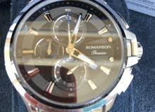 ساعة يد رجالي ROMANSON ( ثم تعديل السعر ) 950
