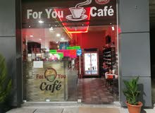 for you cafe-موظف كفتيريا  قهوه  لخدمه الزبائن