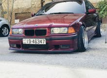 Manual Maroon BMW 1998 for rent