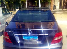 Mercedes Benz C 200 2013 for sale in Cairo