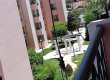 an apartment for sale in Cairo Rehab City