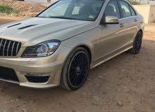 Gold Mercedes Benz C 250 2012 for sale